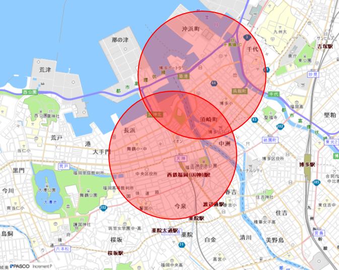 福岡 5g エリア